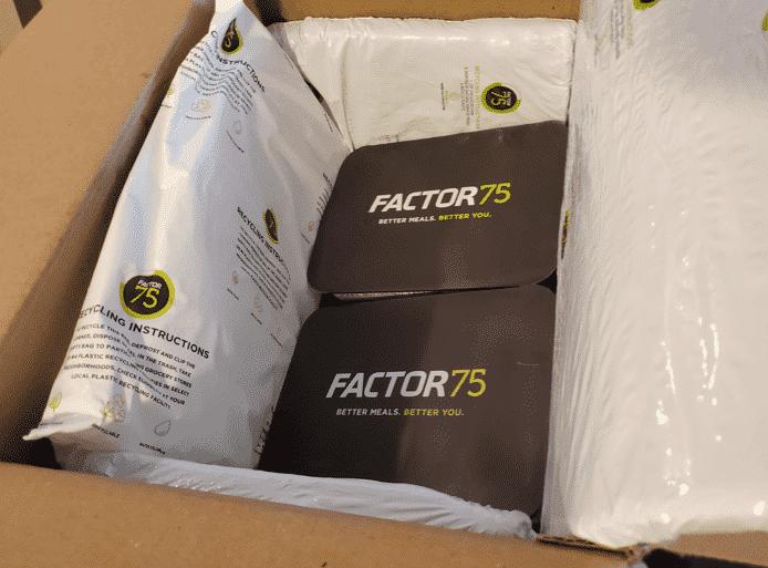Factor 75 Shipping