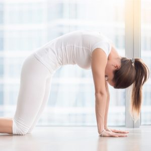Yoga Poses for Better Sleep 6