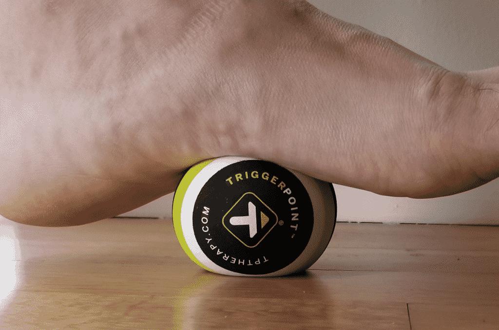 Massage Ball on Foot
