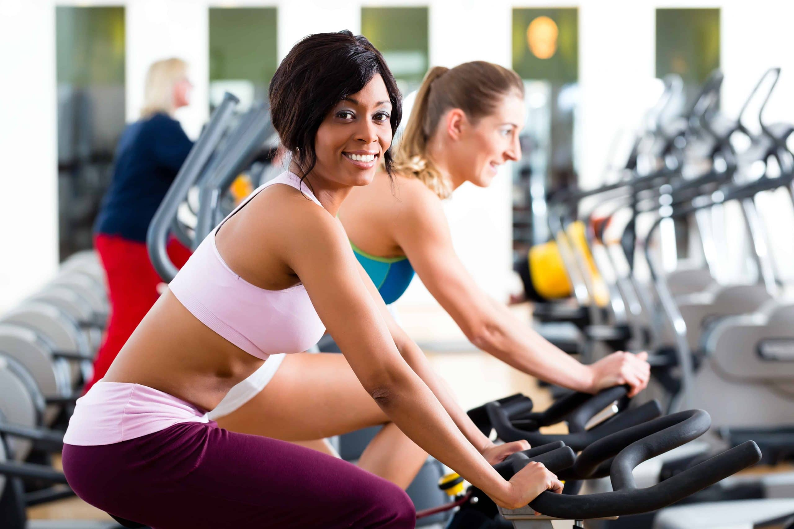 How to Get In and Out of the Gym Quickly 5