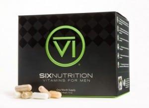 Six Nutrition - Multivitamin for men