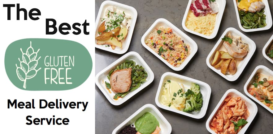 Best Gluten Free Meal Delivery Service