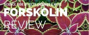 FORSKOLIN review - header