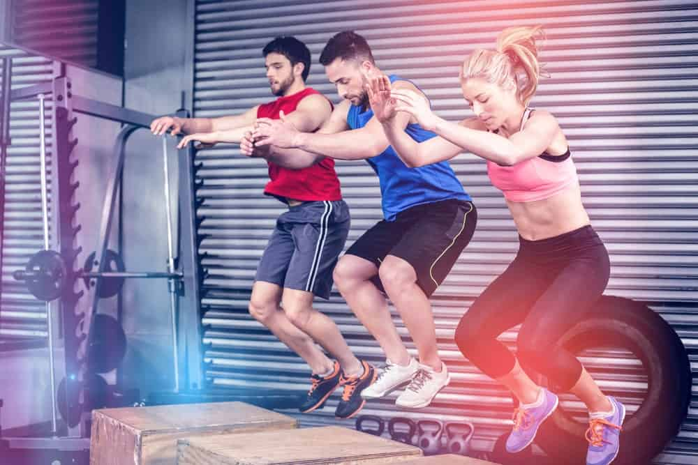 How to Maintain Your Weight with CrossFit 3