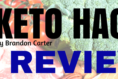KETO HACKS Review by Brandon Carter