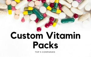 Custom Vitamin Packs