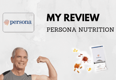 Review of Persona Nutrition's Vitamin Packs