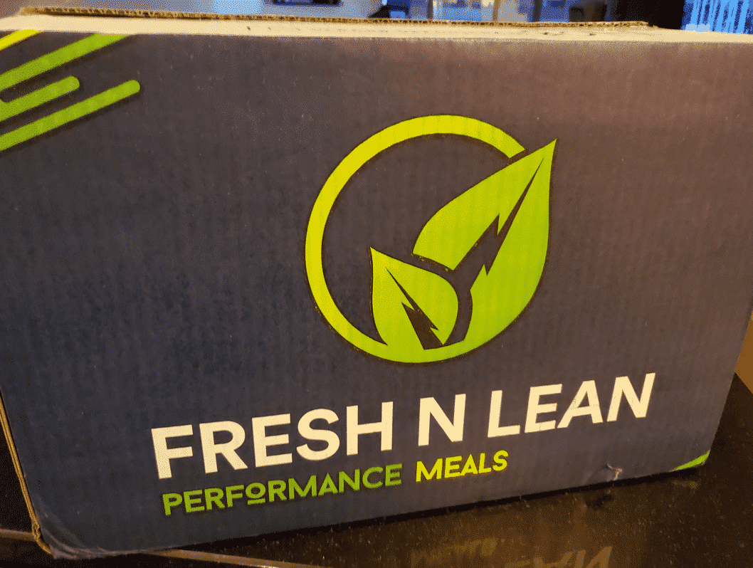 Fresh N' Lean - Package Box