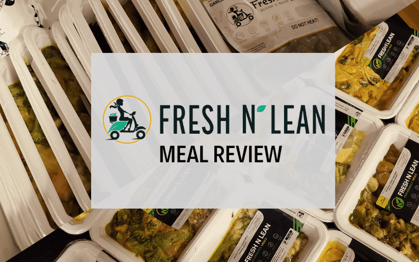 My Fresh N' Lean Review