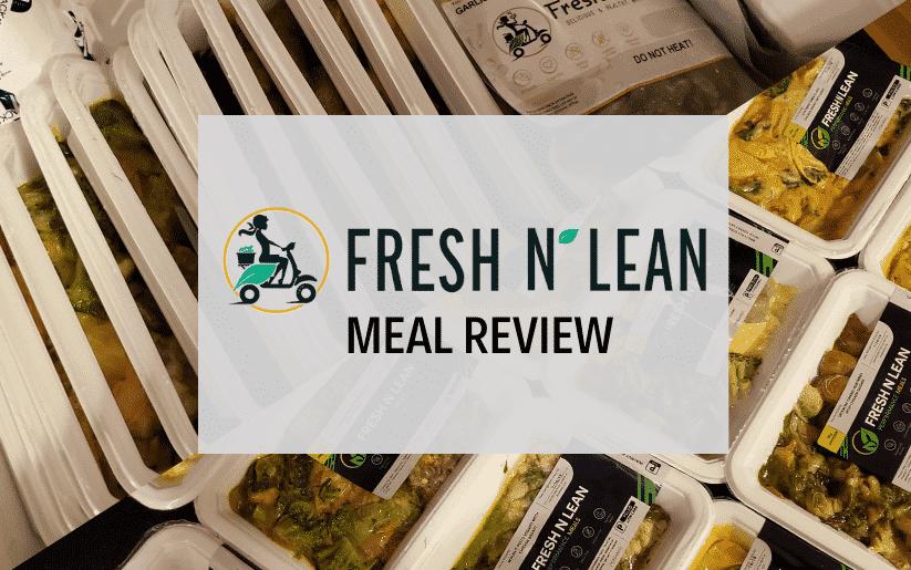 My Fresh N' Lean Review