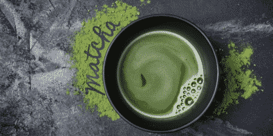 Matcha Tea Energy