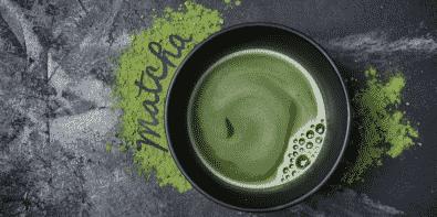 Matcha Tea Energy