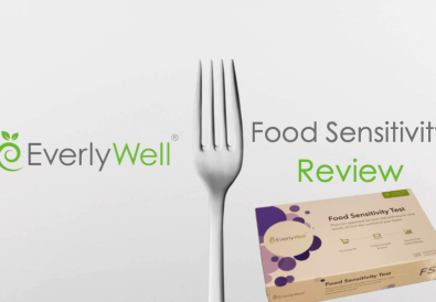 EverlyWell Review- The Results of My Food Sensitivity Test