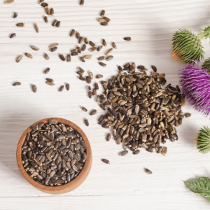 Milk thistle and endometriosis