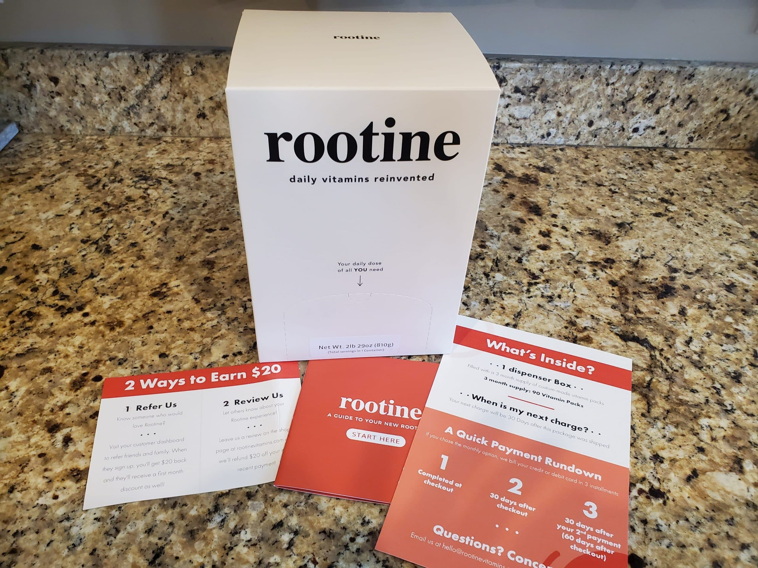My Rootine Review: Vitamins Customized for My DNA