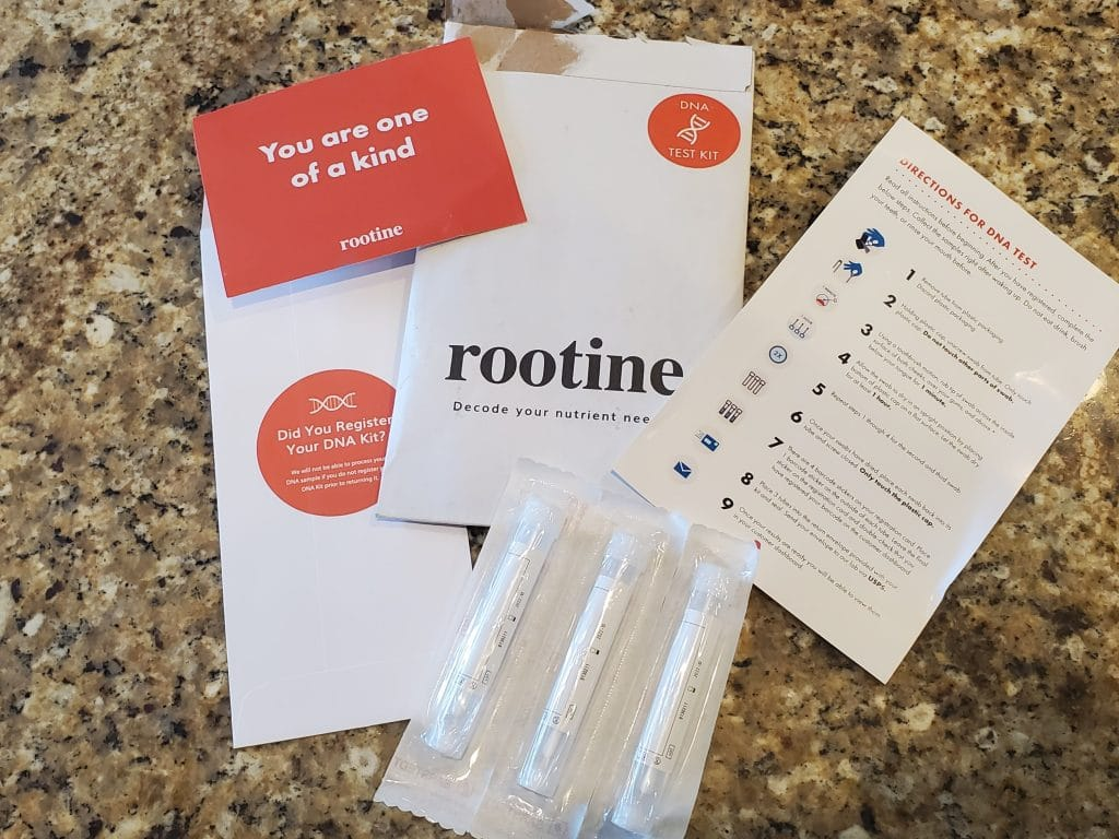 DNA Test from Rootine