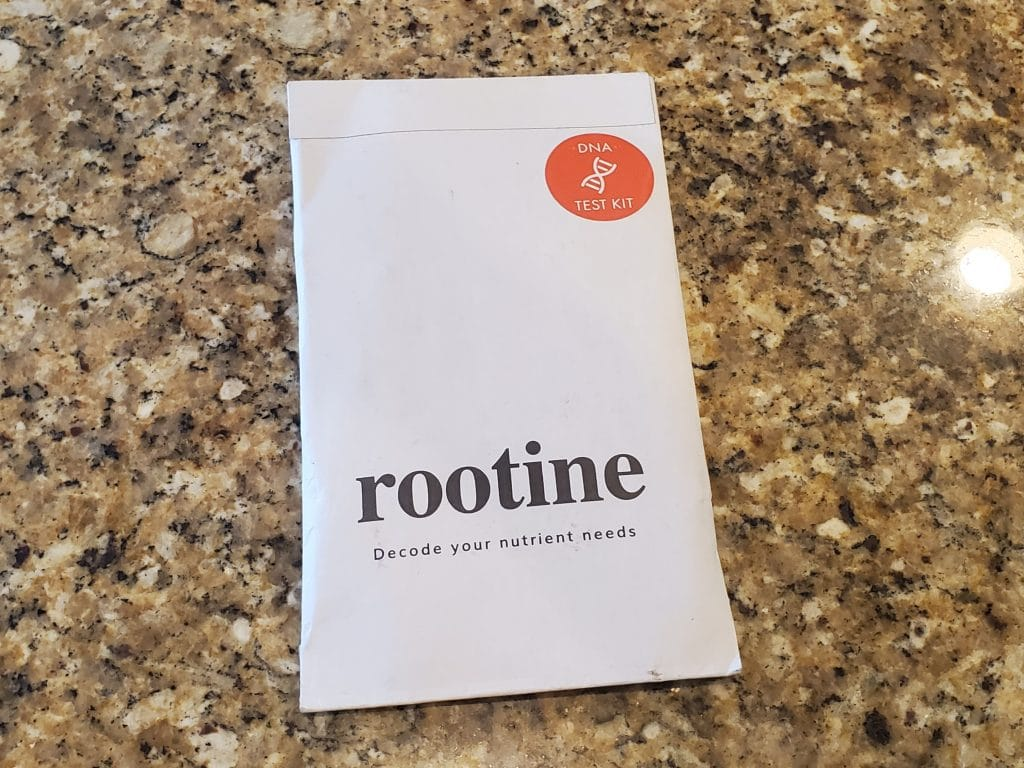 Rootine instruction booklet