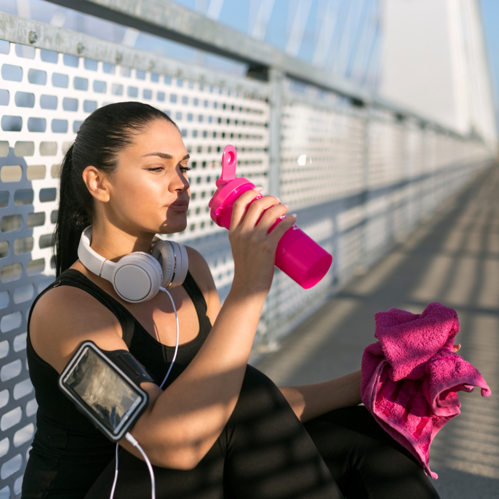 Exercise helps oxygen and red cells be delivered more efficiently to your cells, which boosts your overall energy levels and performance.
