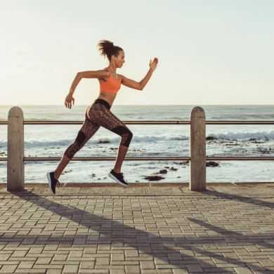 Calories Burned Sprinting vs Jogging for Weight Loss
