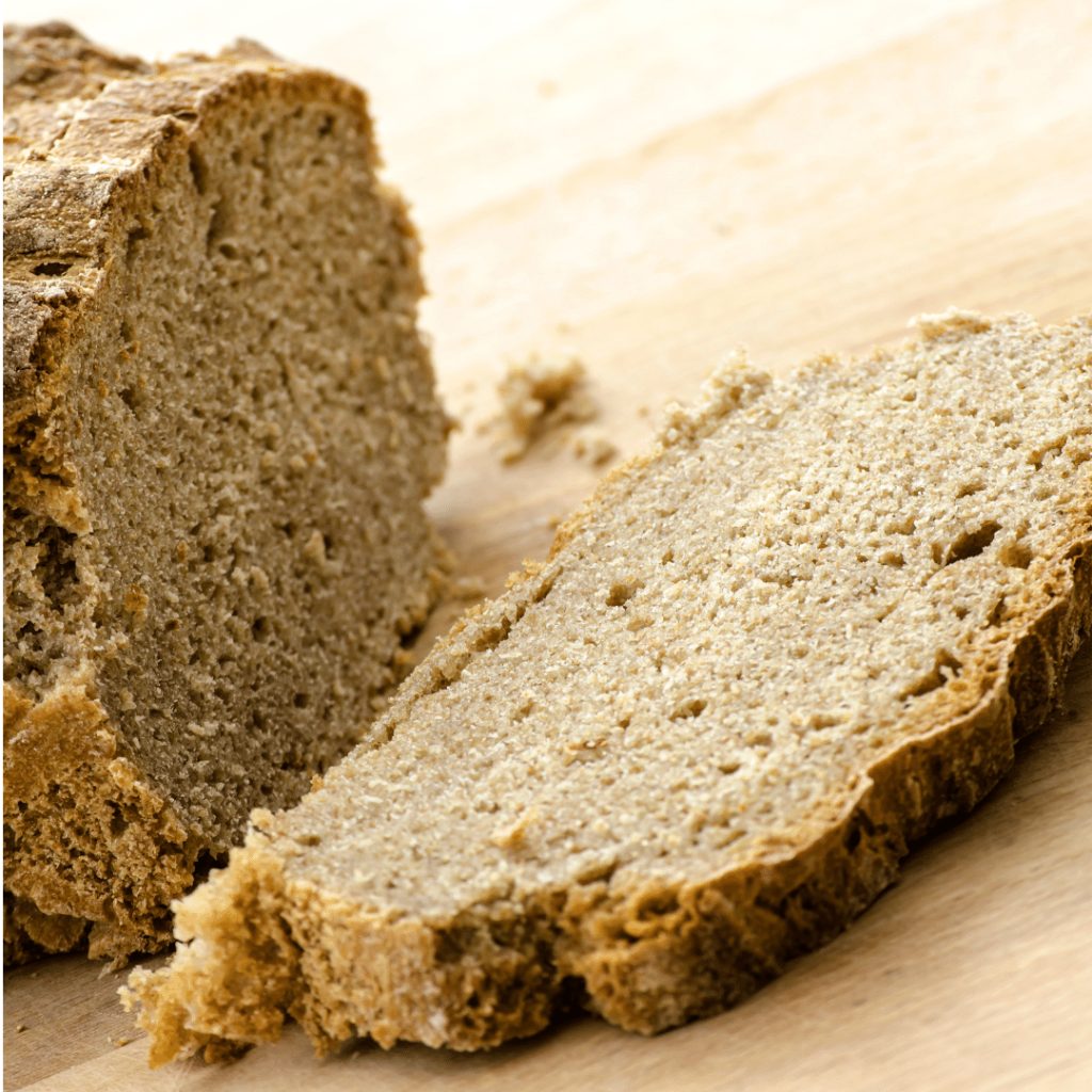 You can add protein powder to homemade bread to make your own high-protein bread.