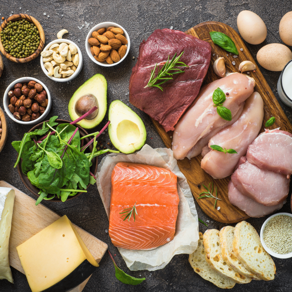 If you're already eating a variety of foods that naturally contain protein, you are probably already meeting your protein requirements each day.