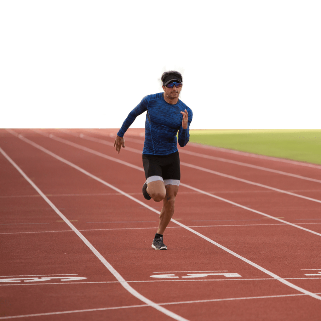 Advantages of Sprinting for Weight Loss