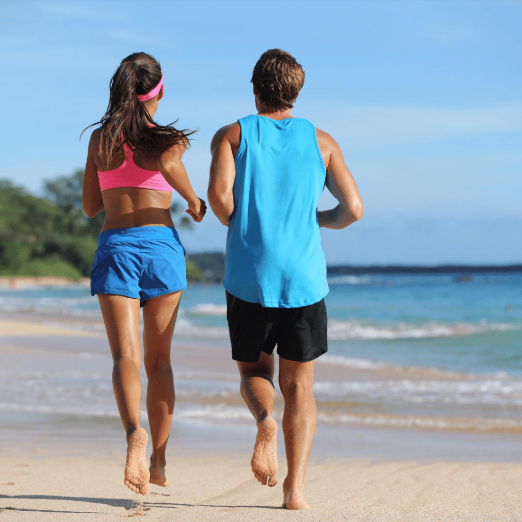Running-on-the-Beach_Shoes-or-Barefoot