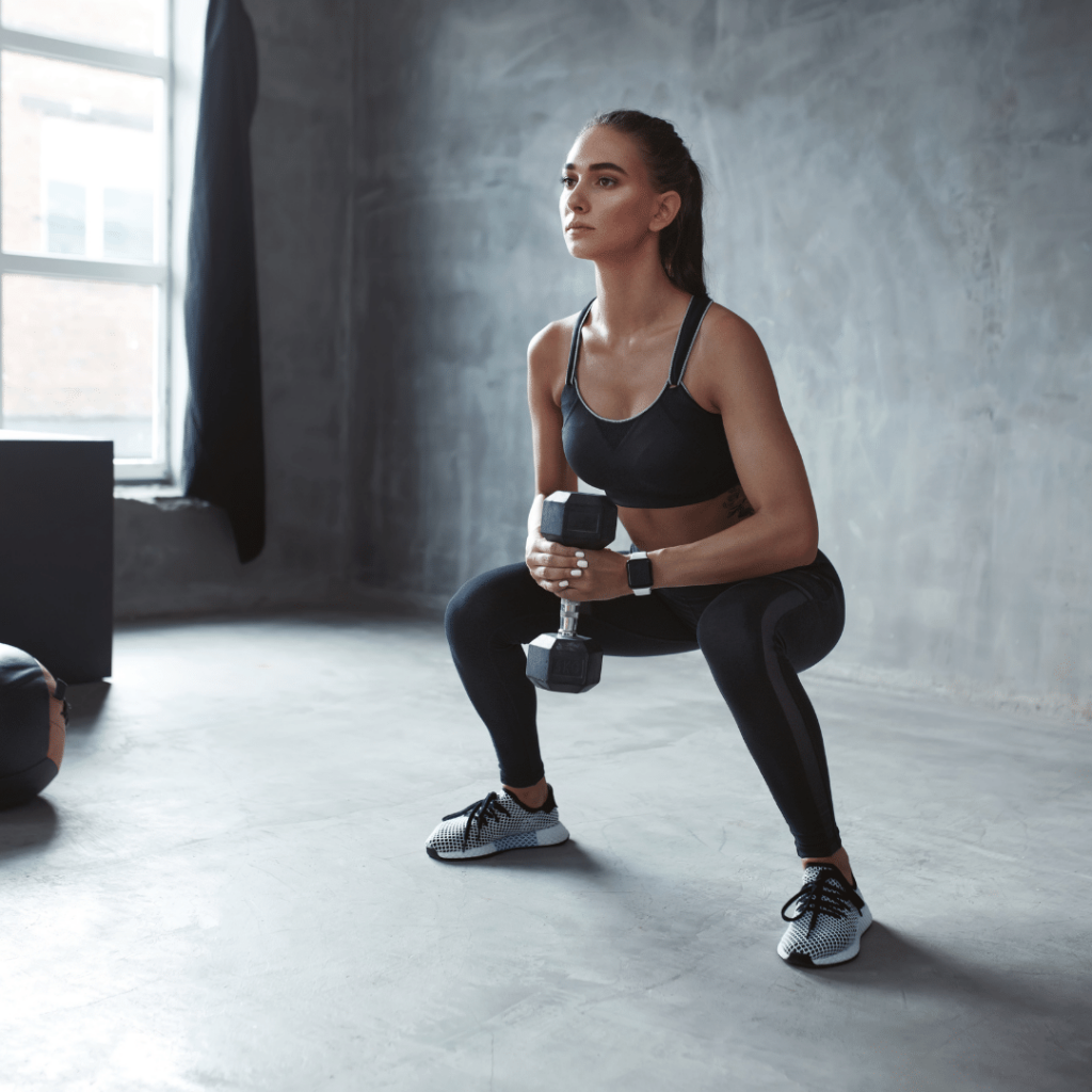 Squats Are an Excellent Exercise for Training Movements Not Muscle