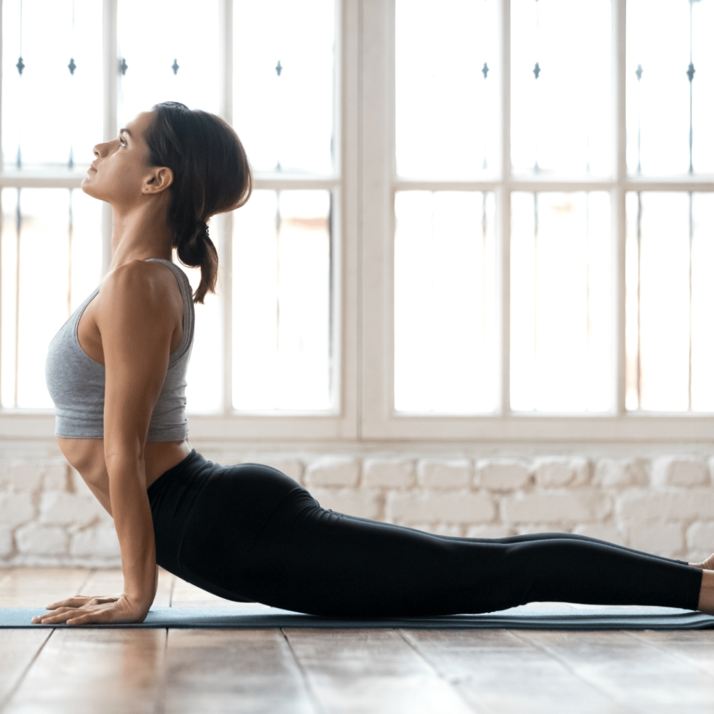 Yoga is a fantastic form of exercise for women with anemia.