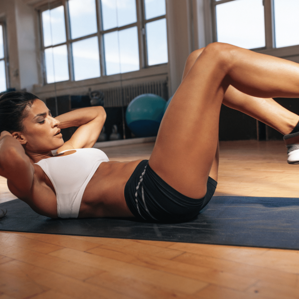 Daily ab workouts can improve core strength and endurance, but they're not the best choice for building a six-pack.